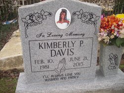 Kimberly P Davis