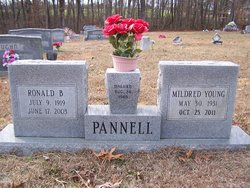 Mildred <I>Young</I> Pannell