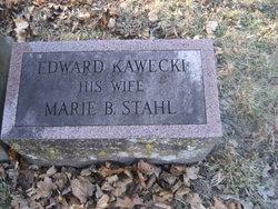 Marie Bennett <I>Stahl</I> Kawecki