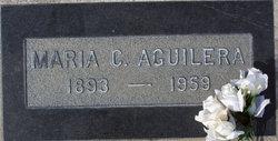 Maria <I>Chavira</I> Aguilera