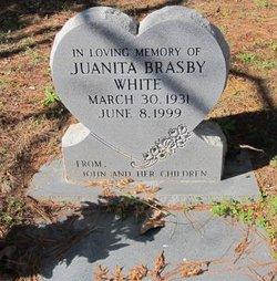 Juanita <I>Brasby</I> White