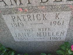 Jane <I>Mullen</I> Campbell