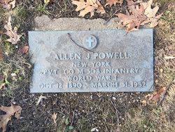Allen J Powell