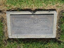 Marshall B Ford