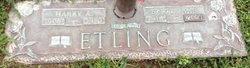 Ethel Janet <I>Anderson</I> Etling