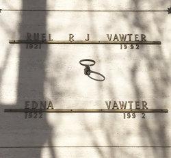 Ruel James Vawter