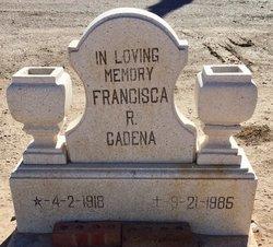 Francisca R Cadena