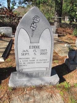 Eddie Haynes