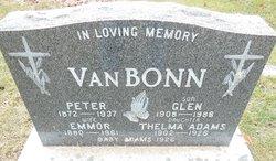 Thelma <I>VanBonn</I> Adams