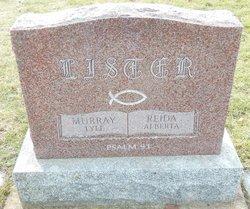 Reida Alberta <I>Eltervoog</I> Lister
