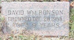 David Wm Ronson
