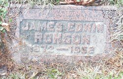 James Edwin Ronson
