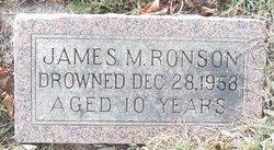 James M Ronson