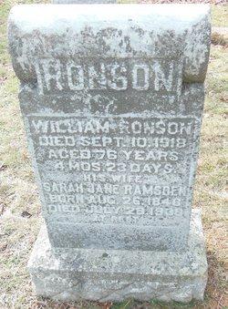 William Ronson