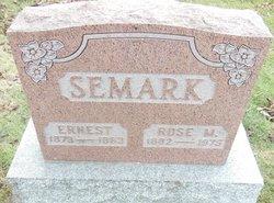 Rose M Semark