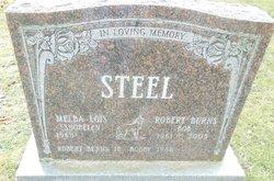 Robert Burns Steel