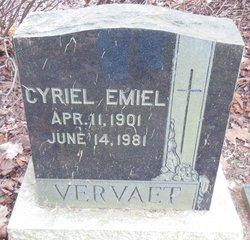 Cyriel Emiel Vervaet