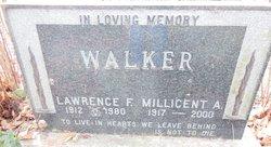 Lawrence F Walker