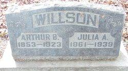 Arthur B Willson