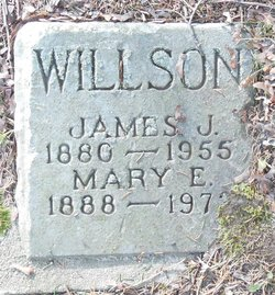 Mary Evelyn <I>Wigle</I> Willson