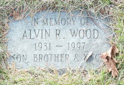 Alvin R Wood