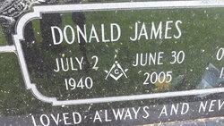 Donald James Hubbard