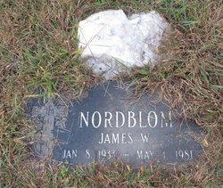 James W Nordblom