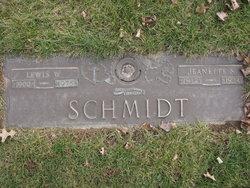 Lewis W. Schmidt