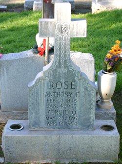 Anthony F Rose