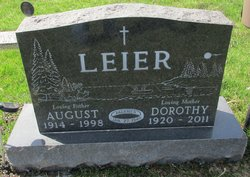 Dorothy Lorraine <I>Tippel</I> Leier