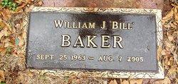 William J Baker