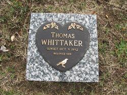 Thomas Whittaker