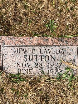 Jewel Laveda <I>Cotten</I> Sutton