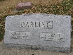 Velma Irene <I>Moore</I> Darling