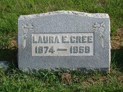 Laura Emily <I>Dickey</I> Cree