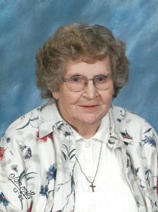 Hilda Virginia <I>Fleming</I> Sions