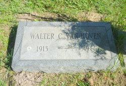 Walter Claude Van Hoven