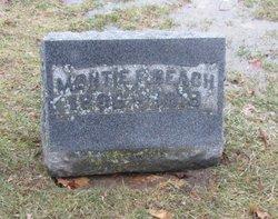 Montie F. Beach