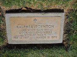 Ralph E Toynton