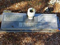 Robert E Lee Phelps