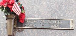 Henry M. Gileta