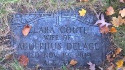 Clara <I>Coutu</I> Delage
