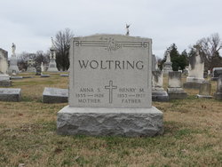 Henry M. Woltring