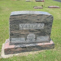Anna <I>Ott</I> Yaeger
