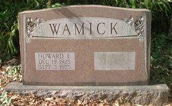 Howard Eugene Wamick