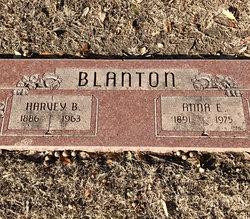 Anna Emma <I>Kucker</I> Blanton