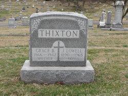 J. Lowell Thixton