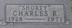 "Charles Robert ""Shorty"" Malayer"
