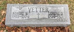Robert William Vetter