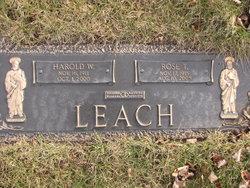 Rose T. <I>Soley</I> Leach